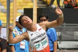 ASEAN Para Games - Indonesia Raih 11 Emas Hari Ketiga