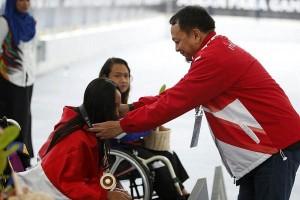 ASEAN Para Games - Indonesia Raih 13 Emas di Hari Keempat