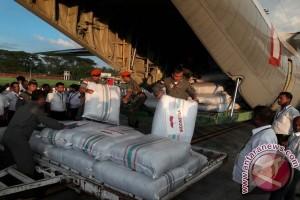 Bantuan Kemanusiaan Indonesia Tiba di Myanmar