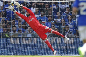 Milan Kalah 0-2 dari Sampdoria