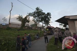 BNPB: Jangan Sebarkan Hoaxz Letusan Gunung Agung