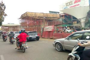 Pembangunan Jalan Layang Bandarlampung Capai 48 Persen