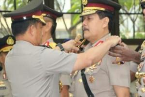 Polda Lampung Tetapkan Tersangka Ledakan dekat Polsek TKB