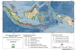 BMKG Prakirakan Hujan di Lampung