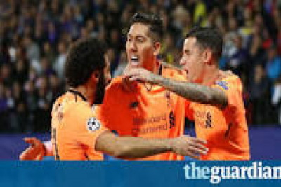 Liverpool hancurkan Maribor 7-0