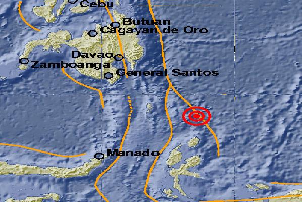 Gempa 5,3 SR Guncang Pulau Morotai
