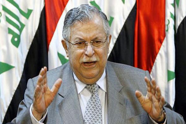 Mantan Presiden Irak meninggal