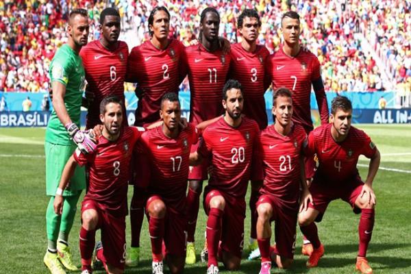 Portugal lolos ke piala dunia