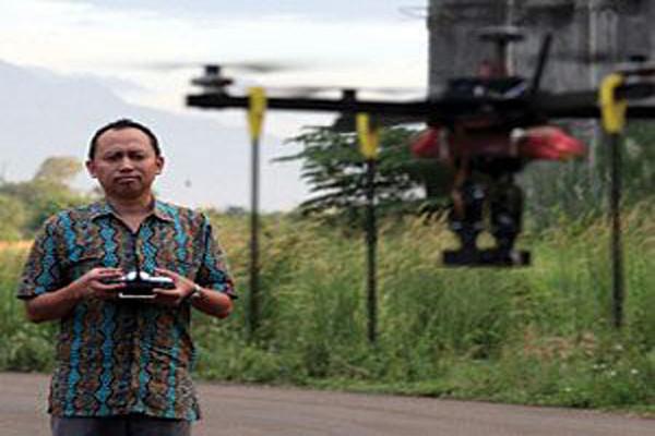 UBL Jadi Kampus Inovasi Robotik Lampung