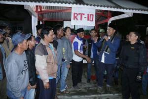 Pemkab Lampung Tengah dan Polisi Patroli-ronda Bersama