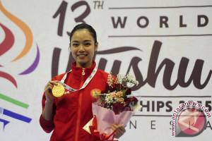 Lindswell Kwok Pertahankan Predikat Juara Dunia