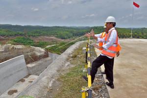 Presiden: Waduk Karian Dapat Hasilkan Listrik 1,8 MW