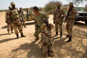 Tiga pasukan elit AS tewas disergap di Niger