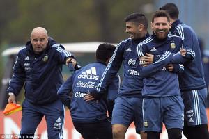Argentina Menyerang Sejak Awal Lawan Peru