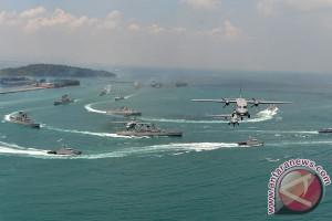 TNI unjuk kekuatan persenjataan terbaru