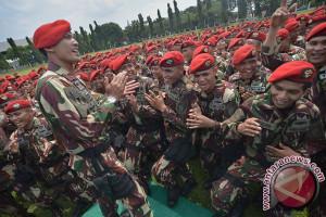 TNI dan Polri selalu bersinergi amankan wilayah