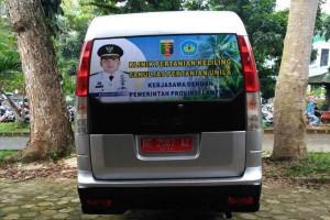 Gubernur Lampung Luncurkan Mobil Kilinik Pertanian Lampung