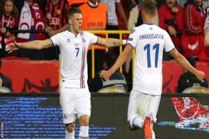 Kroasia tersingkir dari posisi pemuncak klasemen grup