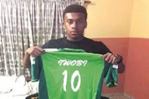 Nigeria negara Afrika pertama lolos piala dunia
