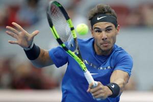 Nadal Kalahkan Dimitrov Capai Final China Terbuka