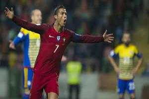 Ronaldo cetak gol sebagai pemain pengganti
