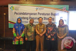 "Kabupaten Waykanan Berupaya Tekan Angka ""Stunting"""