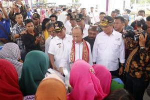 Kota Terpadu Mesuji Terbaik se-Indonesia