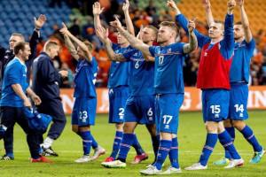 Islandia jadi negara terkecil lolos piala dunia