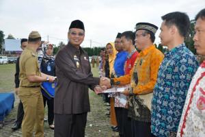 Pemprov Lampung Berikan Penghargaan Hari Pangan