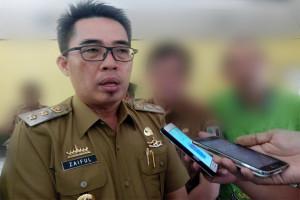 Zaiful Serahkan ke Bupati Terkait Pilgub Lampung