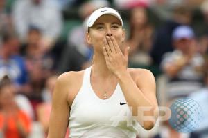 Sharapova Capai Semifinal Tianjin Terbuka
