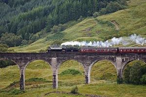 Terdampar di tempat terpencil, KA Harry Potter selamat satu keluarga