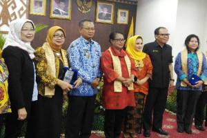 Gubernur Lampung Dapat Penghargaan Provinsi Layak Anak