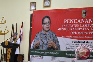 Chusnunia Berkomitmen Wujudkan Lampung Timur Ramah Anak