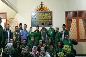 KPU Lampung Timur Terima Pendaftaran 16 Parpol