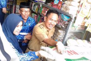 Dinas Perdagangan Bandarlampung Cek Het Beras