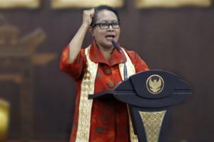 Menteri Yohana : Perempuan Indoensia Akan Lebih Maju