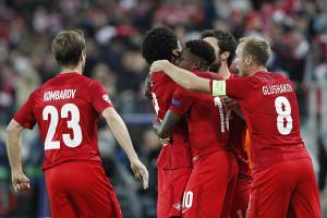 Spartak Hancurkan Sevilla 5-1