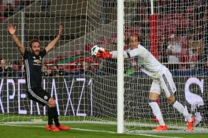Rashford cetak gol antar United taklukkan Benfica 1-0