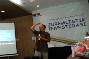 KPK Dorong Jurnalis Jalankan Investigasi Korupsi di Lampung