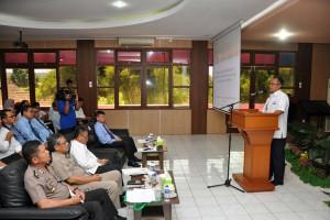 Pemprov Lampung Dorong Percepatan Penyerapan Anggaran Pusat