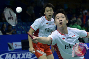 Marcus/Kevin Jadi Satu-satunya Finalis Indonesia di Denmark
