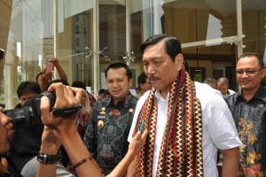 Menko Kemaritiman Mendorong Program Pembangunan Strategis Lampung