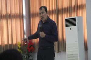 Pimpinan KPK Kuliah Umum Di UBL