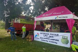 Operasi Pasar Elpiji Tiga Kg Kurang Diminati