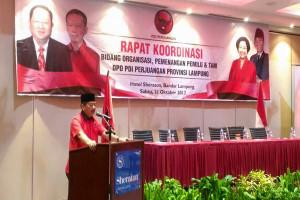 Herman HN Jajaki Koalisi Parpol Pilgub Lampung