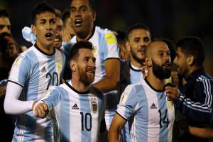 PD 2018- Argentina kena hantaman keras,  kiper utamanya cidera