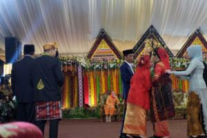 Nasihat Jokowi untuk Kahiyang dan Bobby
