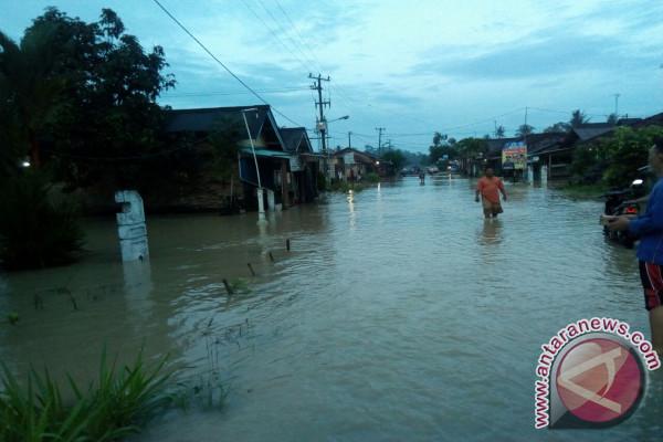 Banjir Rendam 15 Rumah di Lampung Timur