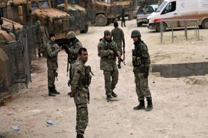 Lawan aksi militer Turki, Suriah kirim pasukan membantu Kurdi
